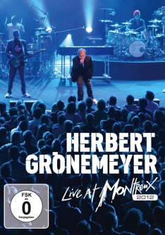 Herbert Grönemeyer - Live at Montreux 2012 DVD