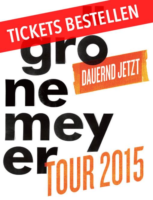 Herbert Grönemeyer - Dauernd jetzt Live Tour 2015